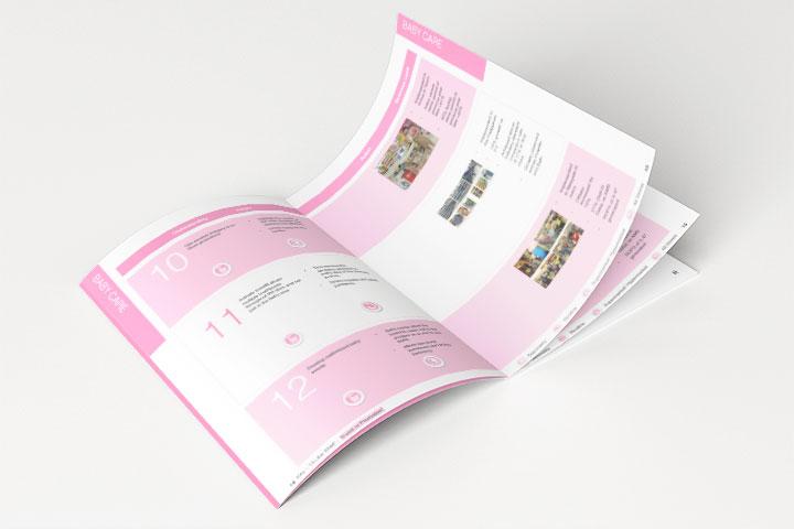 sales catalog design