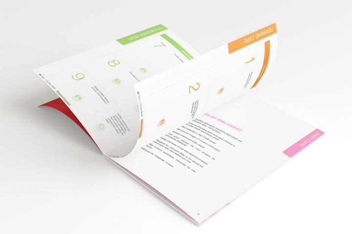 sales catalog design